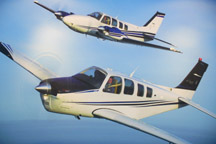 I provide engineering services for single and light twin aircraft